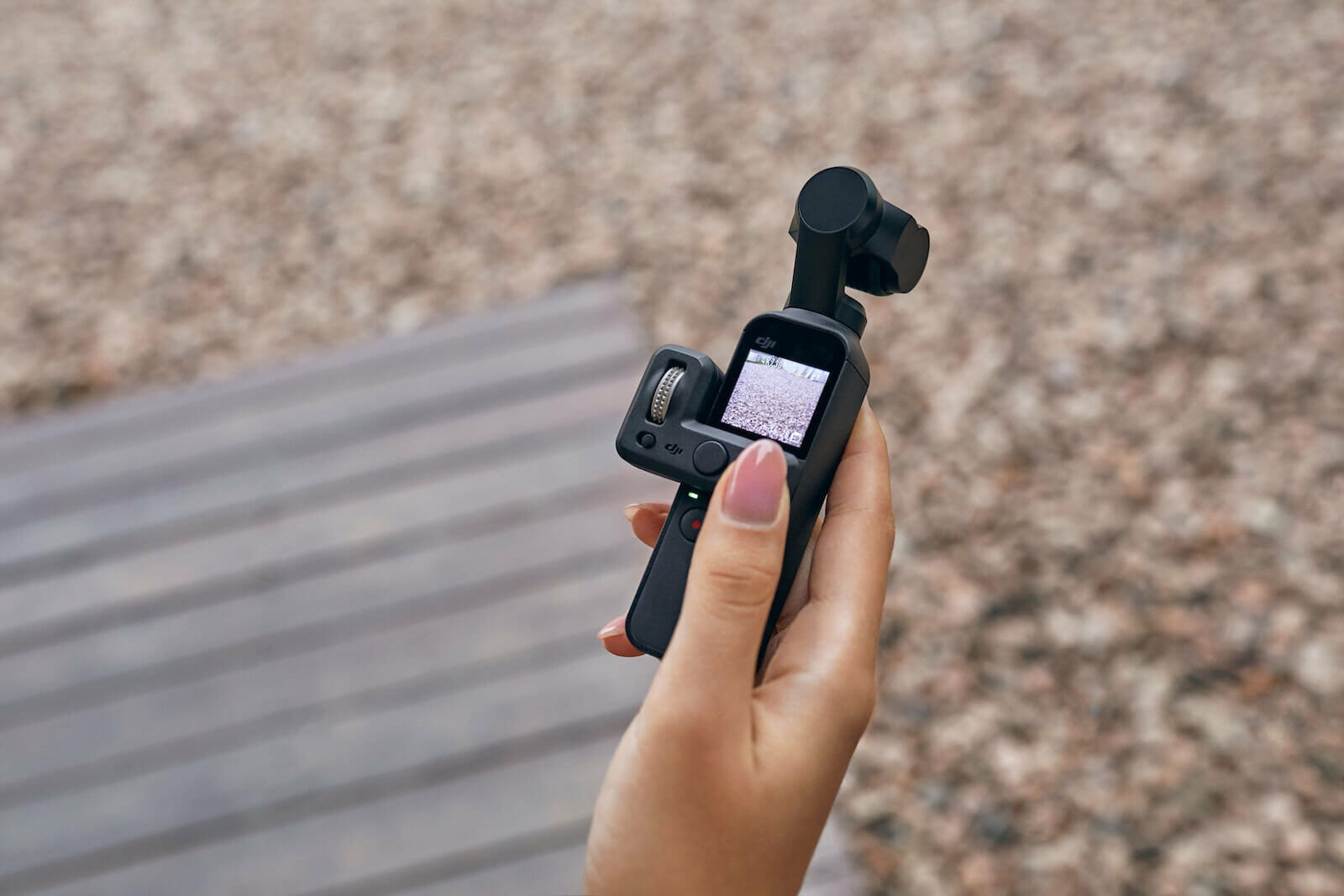 Стедикам DJI Osmo Pocket-13