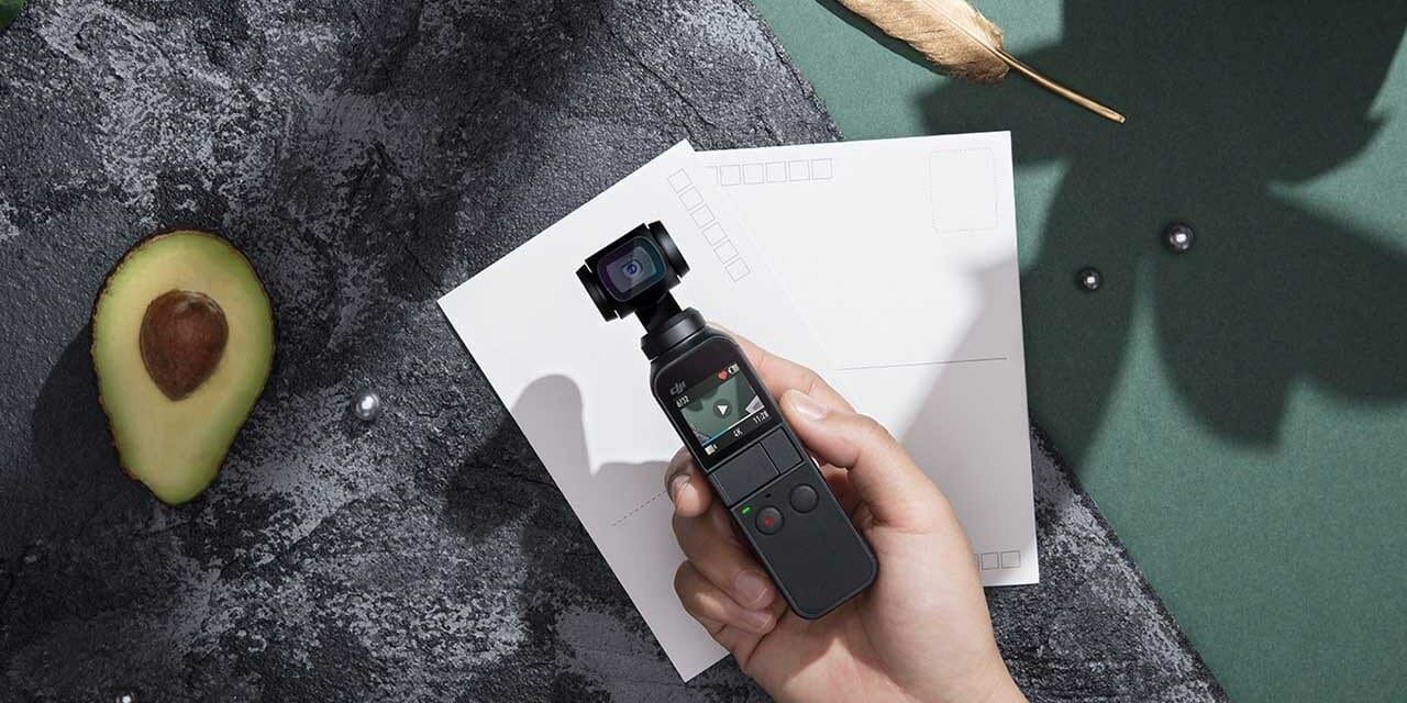 Стедикам DJI Osmo Pocket-14