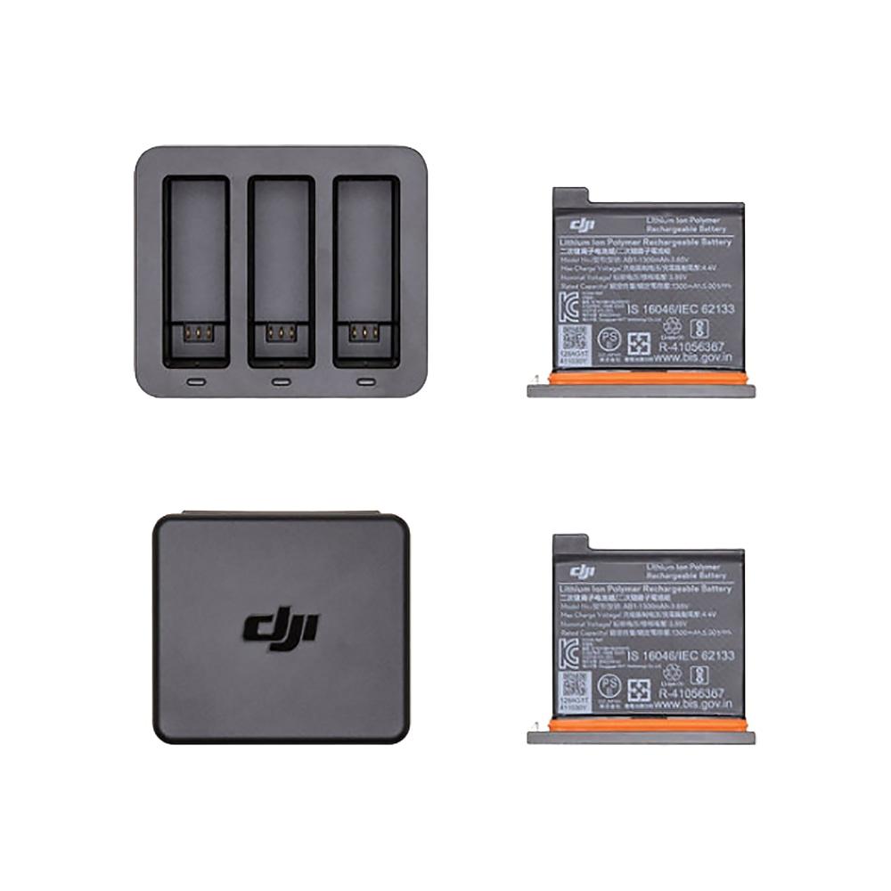 Зарядный комплект Osmo Action Part 6 Charging Kit-0