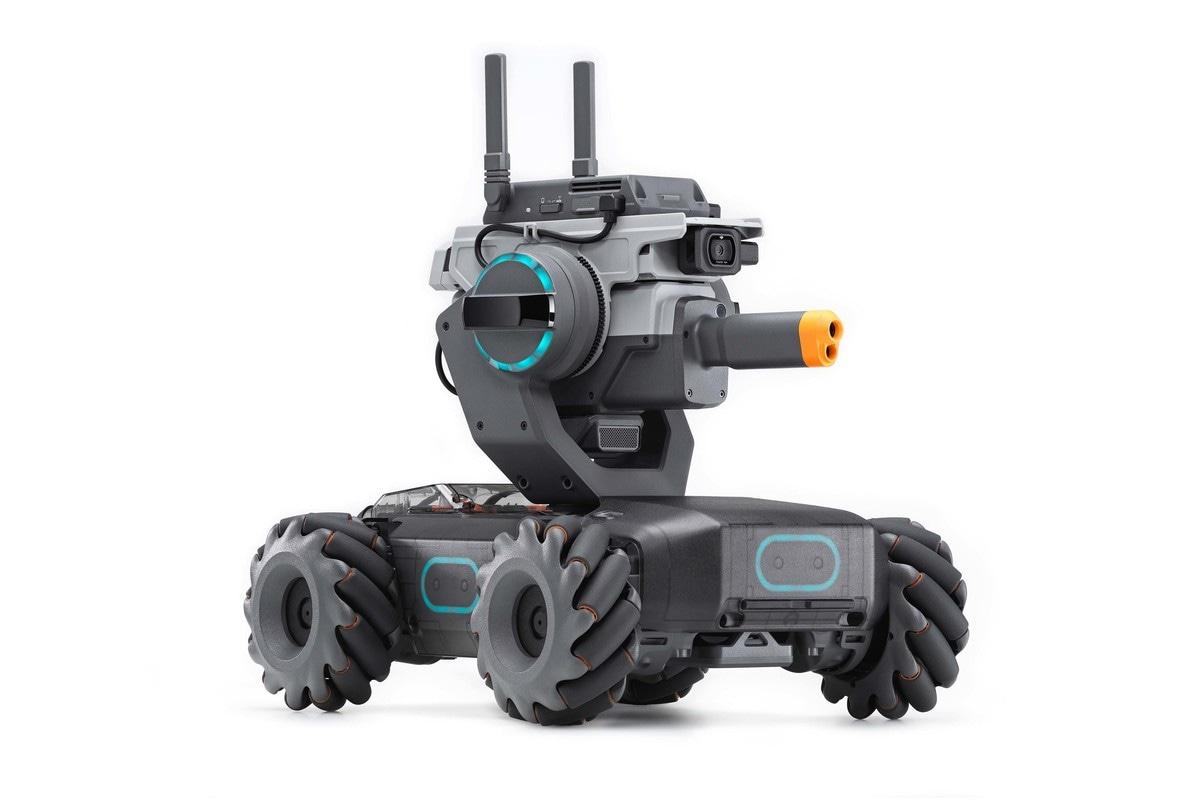 Робот-конструктор DJI RoboMaster S1-0