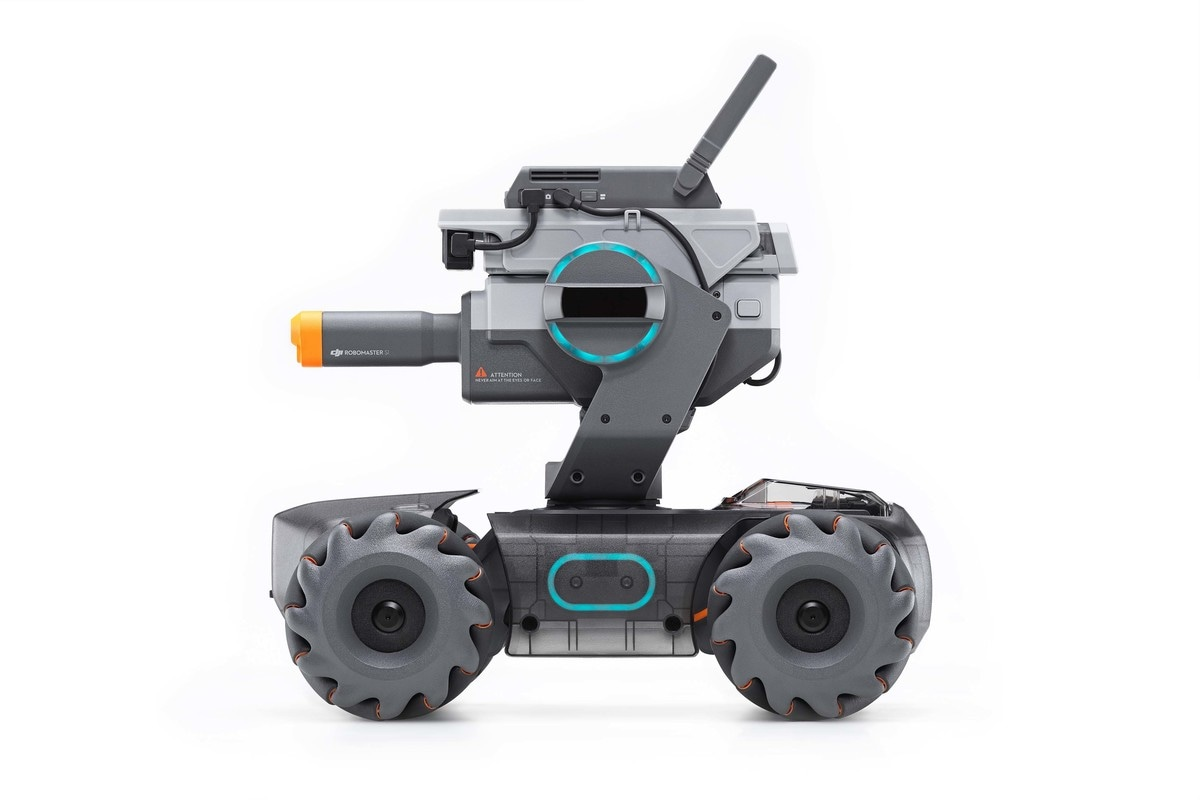 Робот-конструктор DJI RoboMaster S1-4