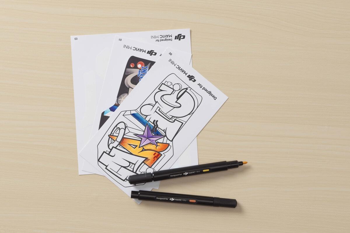 Набор DJI DIY Creative Kit для Mavic Mini-5