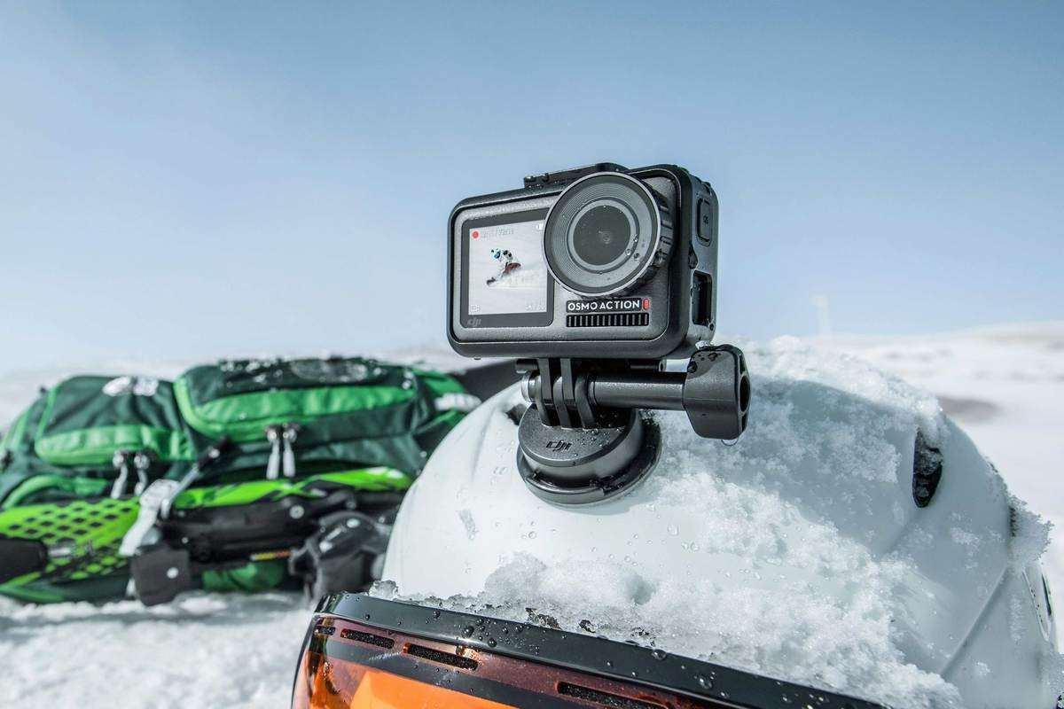 Рамка для крепления DJI Osmo Action Camera Frame Kit (Part 8)-5