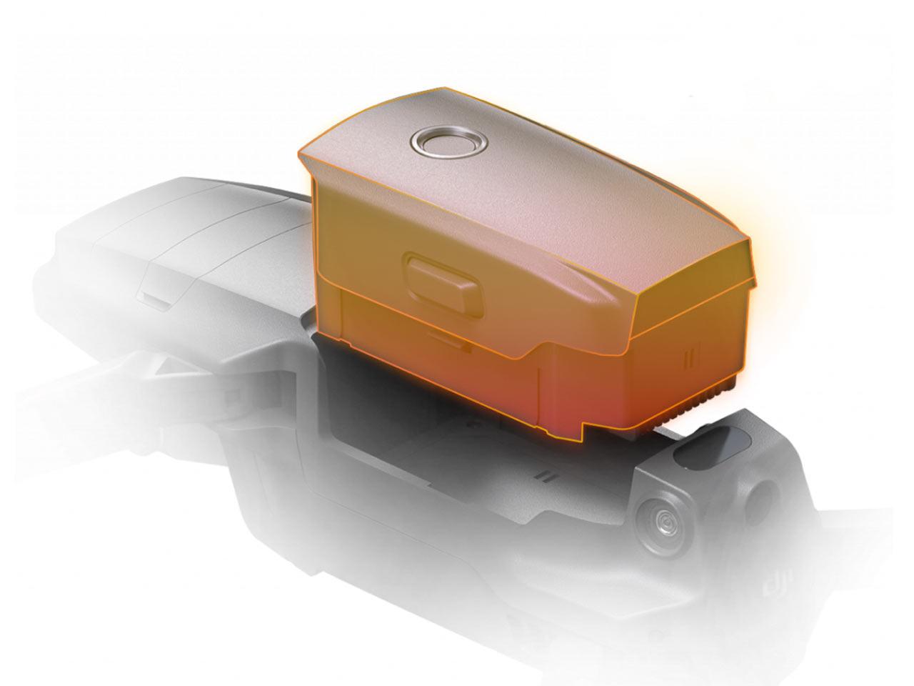 Аккумулятор для DJI Mavic 2 Enterprise-4